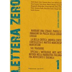 Lettera zero 1