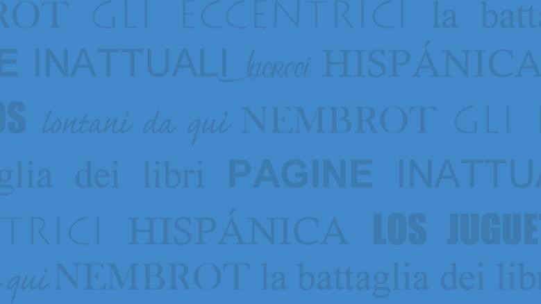Edizioni Arcoiris letteratura latinoamericana