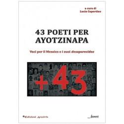 43 poeti per Ayotzinapa
