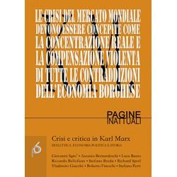 Crisi e critica in Karl Marx